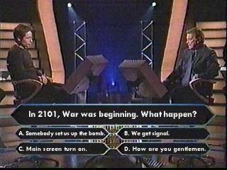 In 2101, War was beginning. What happen?